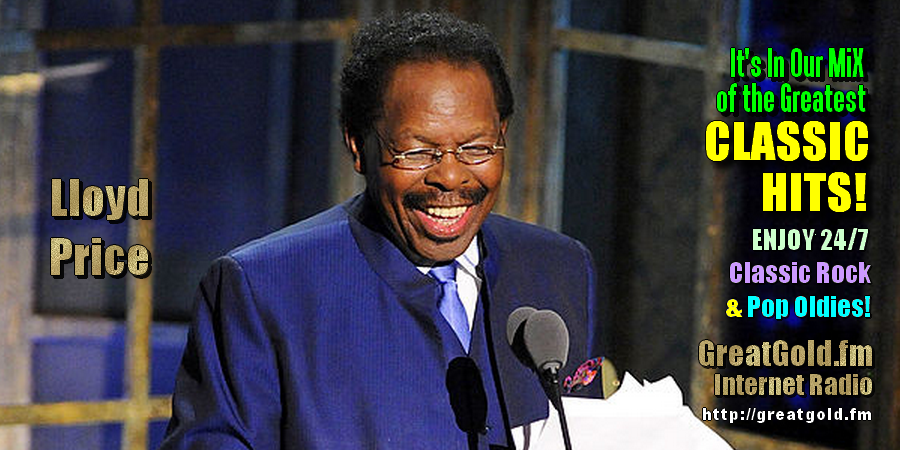 Music Great Lloyd Price Died May 3, 2021 at 88