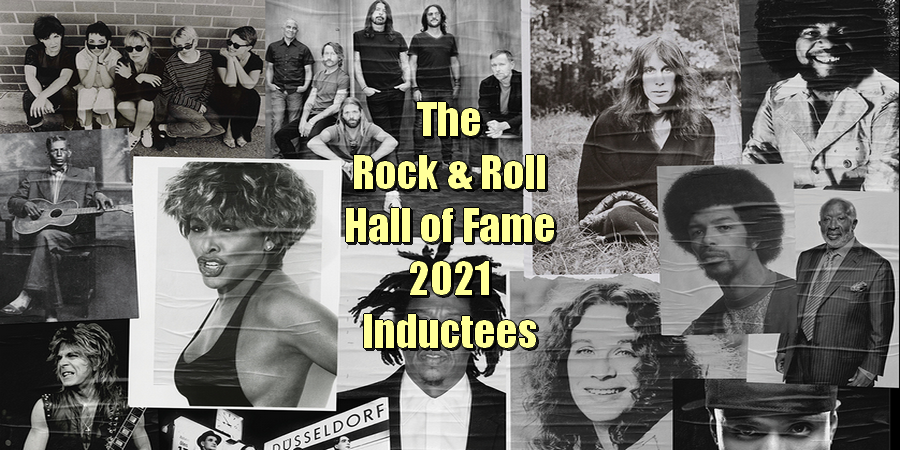 Hall of Fame Announces 2021 Inductees